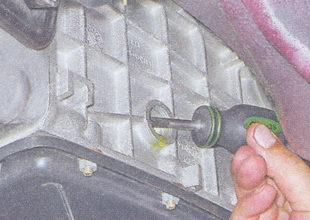 проверка уровня масла в коробке передач ваз 2107