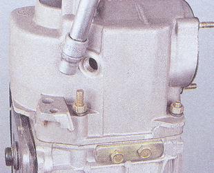 задняя крышка коробки передач ваз 2107