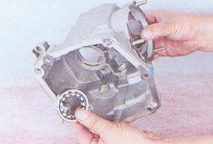 подшипник блока шестерен коробки передач ваз 2107