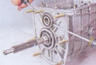 подшипник промежуточного вала коробки передач ваз 2107