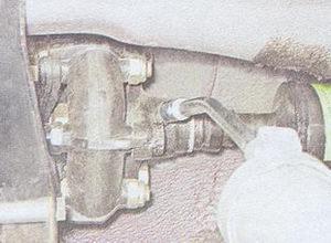 смазка карданного вала ваз 2107
