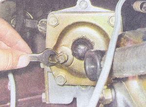 пробка заливного отверстия рулевого редуктора ваз 2107