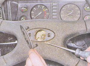 заглушка рулевого колеса