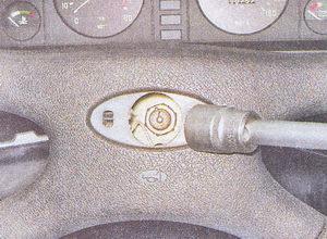 гайка крепления рулевого колеса к рулевому валу