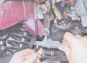 сошка рулевого управления