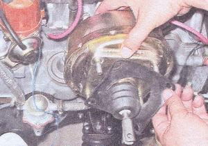 вакуумный усилитель ваз 2107 - уплотнительная прокладка вакуумного усилителя
