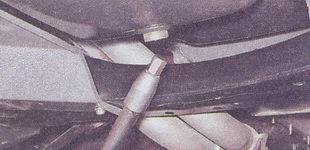 пробка сливного отверстия масла поддона картера