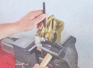 тормозной цилиндр - тормозной суппорт