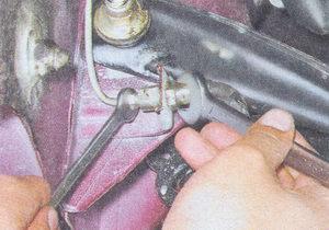 штуцер тормозной трубки