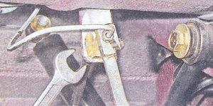 штуцер торомозной трубки