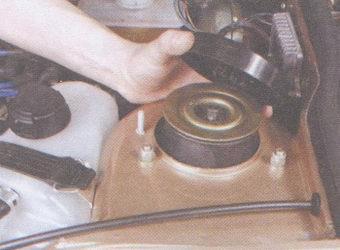 защитный колпак верхнего крепления передней стойки ваз 2108, - 2109, -21099