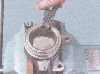 наружное стопорное кольцо