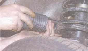 рулевой механизм ваз 2108, ваз 2109, ваз 21099