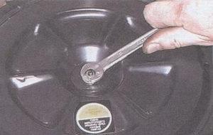 крышка корпуса воздушного фильтра ваз 2108, ваз 2109, ваз 21099