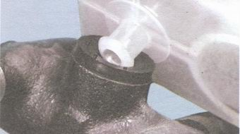 главный тормозной цилиндр ваз 2108, ваз 2109, ваз 21099