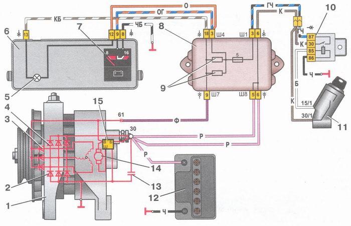 Разработка схем внутренних электрических проводок.