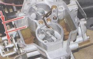 проверка уровеня бензина в карбюраторе ваз 2108, ваз 2109, ваз 21099