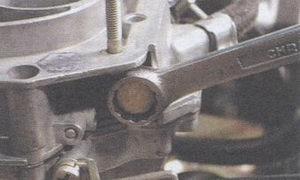 заглушка топливного фильтра карбюратора