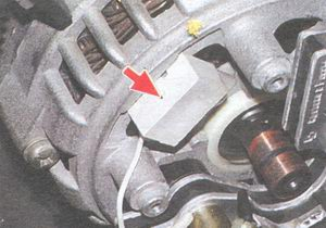 конденсатор генератора