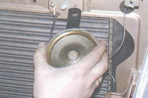 звуковой сигнал ваз 2108, ваз 2109, ваз 21099