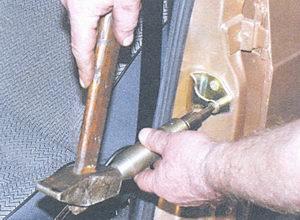 регулировка замка двери ваз 2108, ваз 2109, ваз 21099