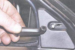 ручка бокового зеркала заднего вида