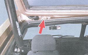 петли двери крышки багажника ваз 2108, ваз 2109