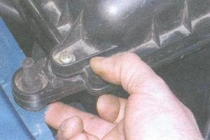 резиновая опора воздушного фильтра