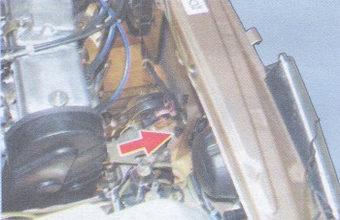 сливная пробка радиатора