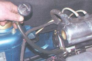 принципиальная схема ваз 2110 инжектор