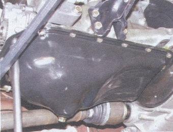 болты крепления масляного картера двигателя ваз 2108, -2109, -21099