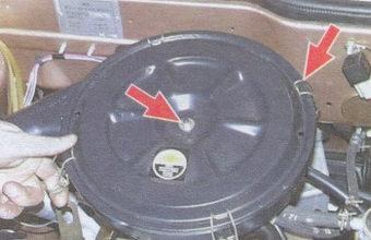 воздушный фильтр ваз 2108, ваз 2109, ваз 21099