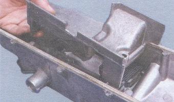 корпус маслоотделителя