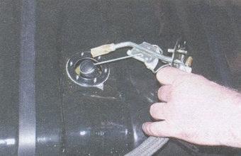 датчик указателя уровня топлива
