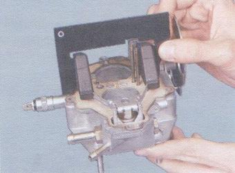 Проверить компрессию в двигателе цена - c1