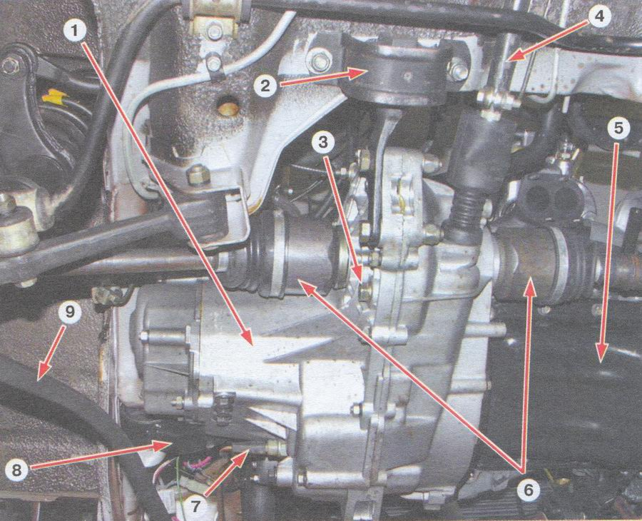 Инструкция по замене привода спидометра ваз 21099