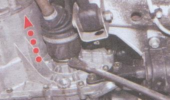 хвостовик внутренних ШРУСов привода передних