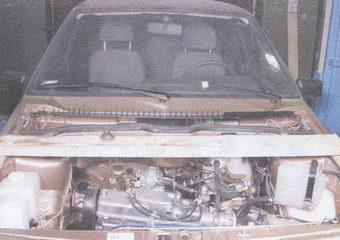 """Ключевые слова к статье  """" Снятие коробки передач на ВАЗ 2108 (фотоинструкция) ."""