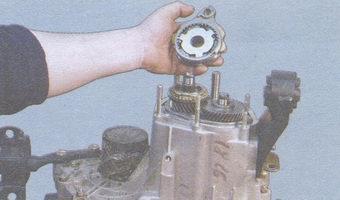 синхронизатор 5-й передачи