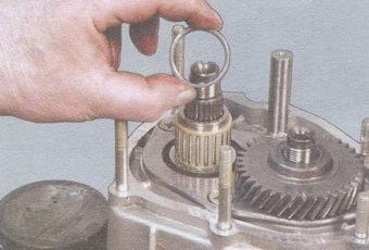 упорное кольцо игольчатого подшипника