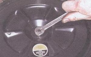 крышка корпуса воздушного фильтра