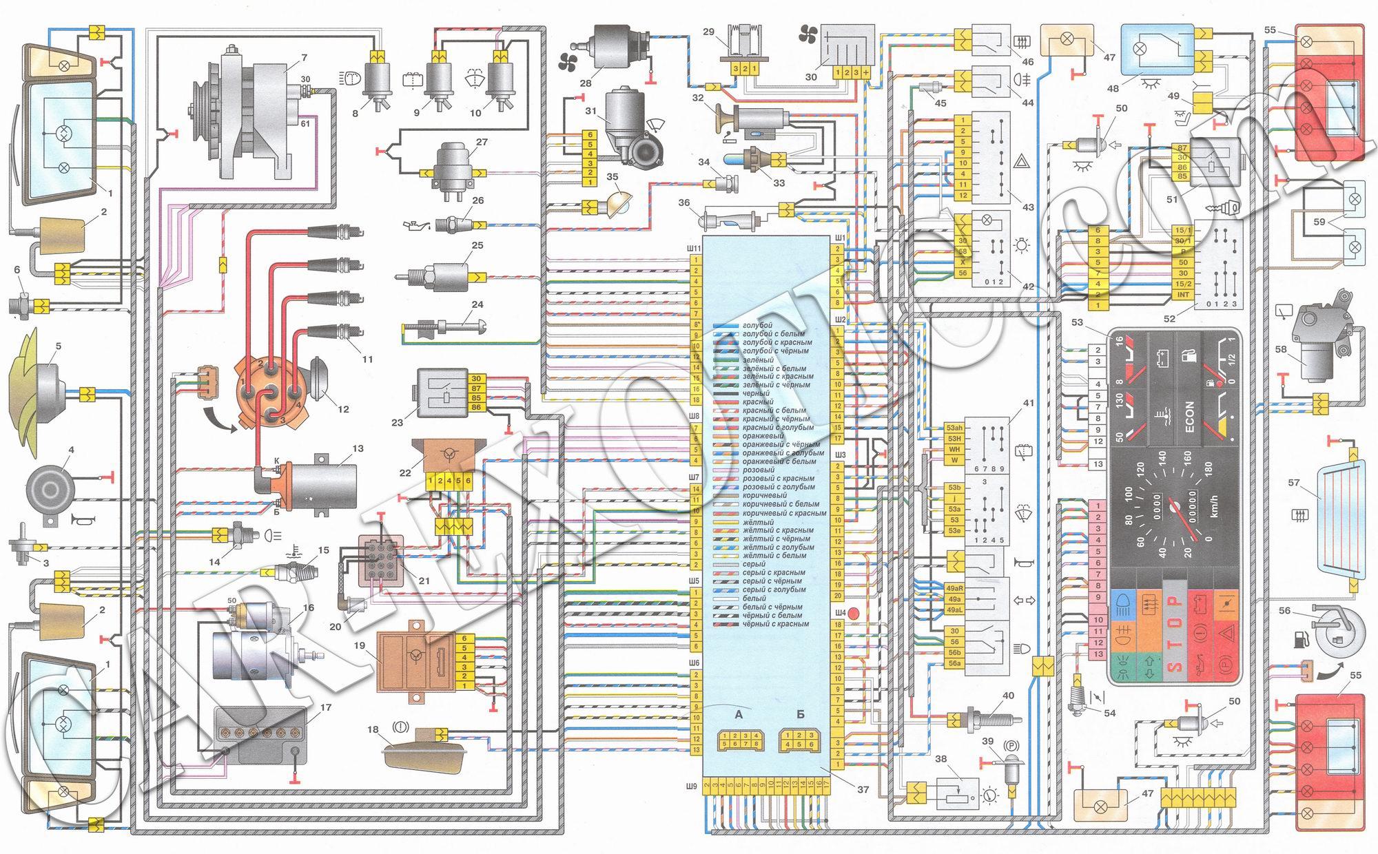 Электрические схемы металлообрабатывающих станков Рады вас видеть на сайте посвященном ваз 21099 инжектор...
