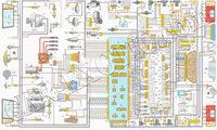электрическая схема автомобиля ваз 21099