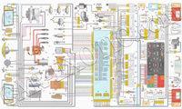электрическая схема автомобиля ваз 2109