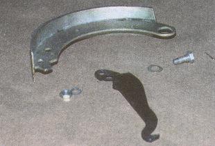 тормозная колодка автомобиля Волга ГАЗ 31105