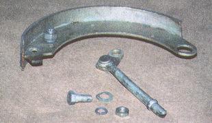 разжимной стержень тормозной колодки Волга ГАЗ 31105