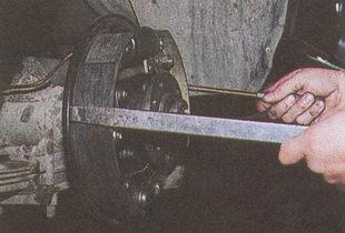 тормозные колодки автомобиля Волга ГАЗ 31105