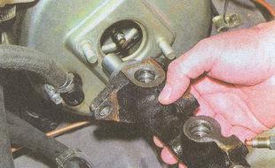 главный тормозной цилиндр автомобиля Волга ГАЗ 31105