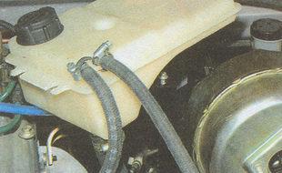 расширительный бачок Волга ГАЗ 31105