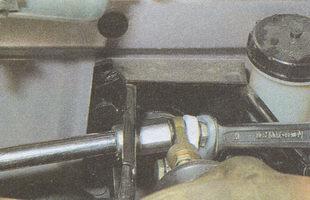 гайка болта-оси вакуумного усилителя